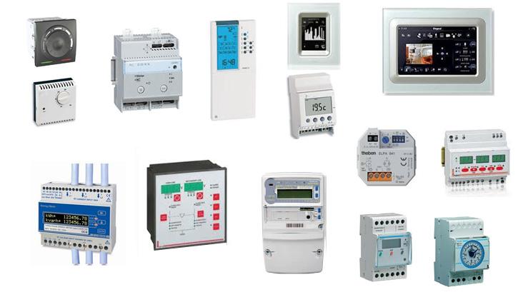 Appareils gestion regulation energie