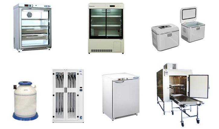 Dispositif medicaux frigorifiques