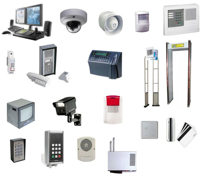 appareils electroniques de securite