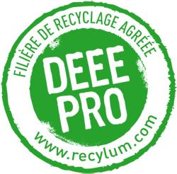 Filière de recyclage agréée pour les DEEE Pro
