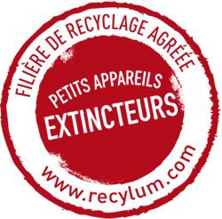 La filière de collecte et de recyclage des petits appareils extincteurs