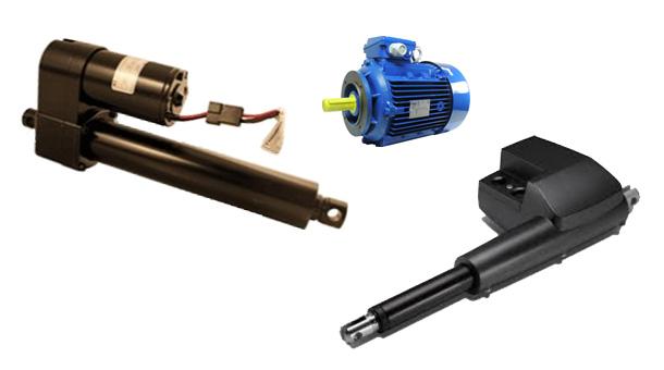 Les moteurs et actionneurs motorisés