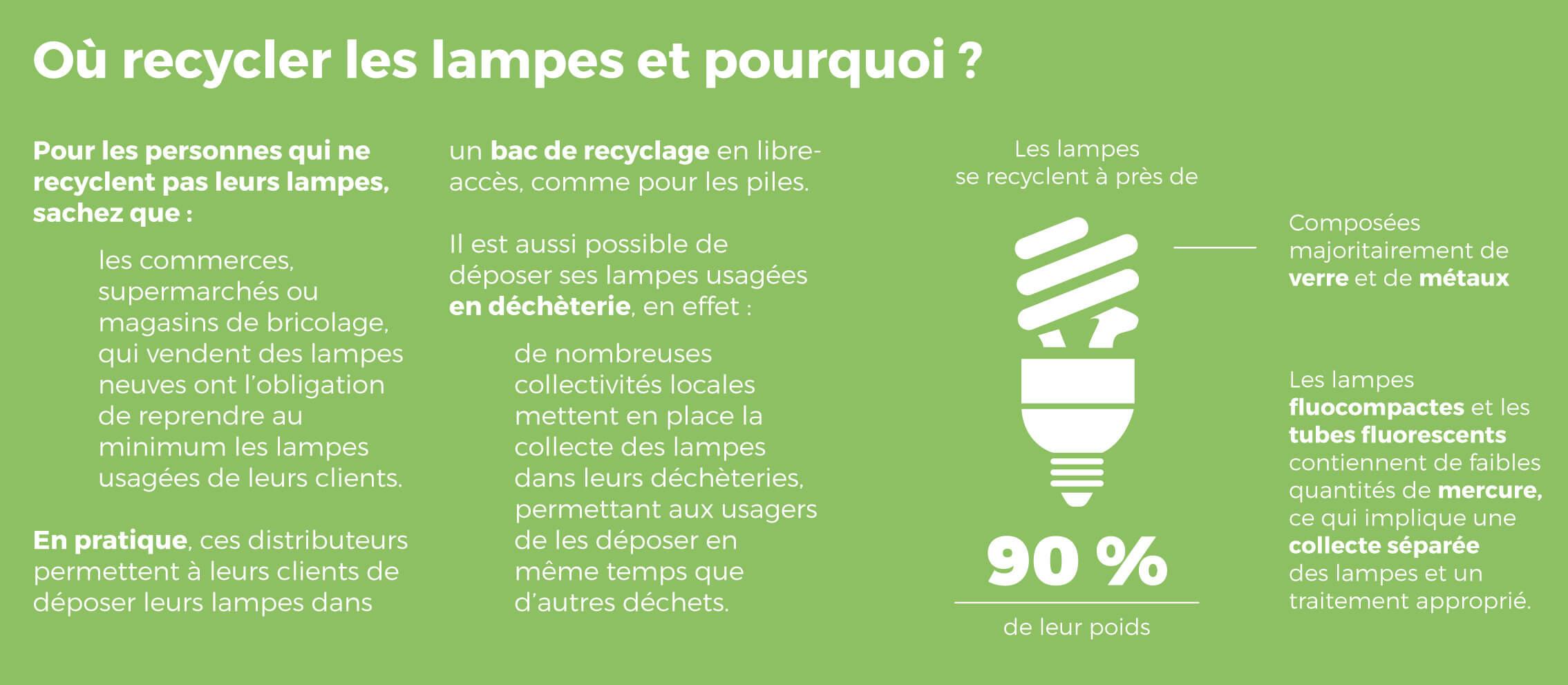 Le Comportement Des Francais Face Au Recyclage Des Lampes Recylum